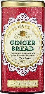 Sponsored Ad - REPUBLIC OF TEA Gingerbread Cuppa Cake Red Tea, 36 CT