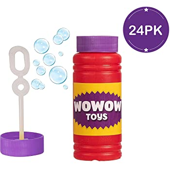 Mini Party Bubbles Party Bag Fillers Outdoor Wedding Pack Of 24 Unique Party