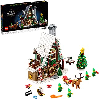 LEGO Elf Club House (10275) Building Kit; an Engaging Project and A Great Holiday Present Idea for Adults, New 2021 (1,197...