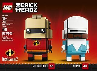 LEGO brickheadz 41613Mr. Incredible y frozone