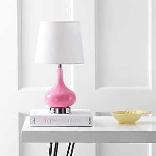 Safavieh Kids Lighting Collection Amy Pink Mini Table Lamp