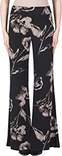 Wide Legged Floral Print Pant Style 183559