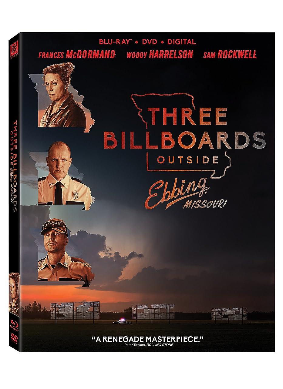 消化励起干渉Three Billboards Outside Ebbing Missouri [Blu-ray]