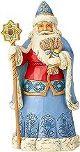 Enesco Jim Shore Heartwood Creek Ukrainian Santa