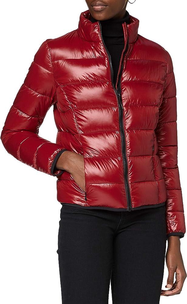 Hugo boss, giacca donna,giubbotto trapuntato ripiegabile 50439018