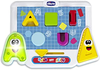 Chicco Shapes And Vowels Toy 2-4Y , Piece of 1