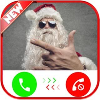 bad santa call