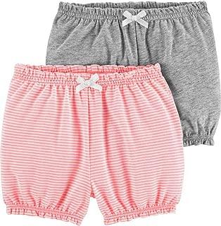 Baby Girls' 2-Pk. Crinkle Shorts