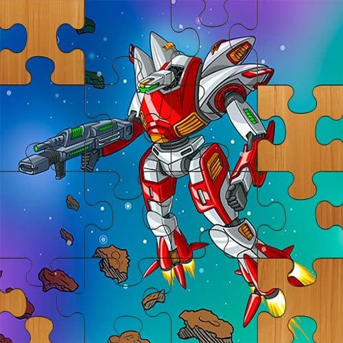 SuperHero Puzzle Jigsaw For Kids
