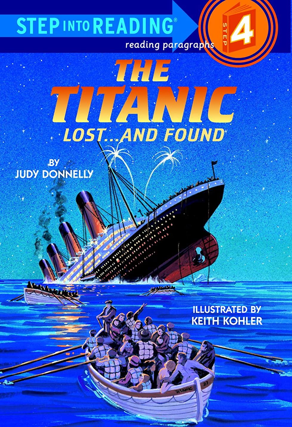 母音めんどり田舎者The Titanic: Lost and Found (Step into Reading) (English Edition)