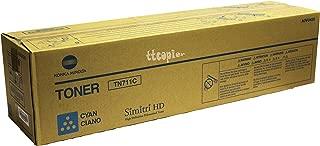 Konica-Minolta TN711C Cyan Laser Cartridge