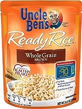 UNCLE BEN'S Ready Rice: Whole Grain Brown, 8.8oz