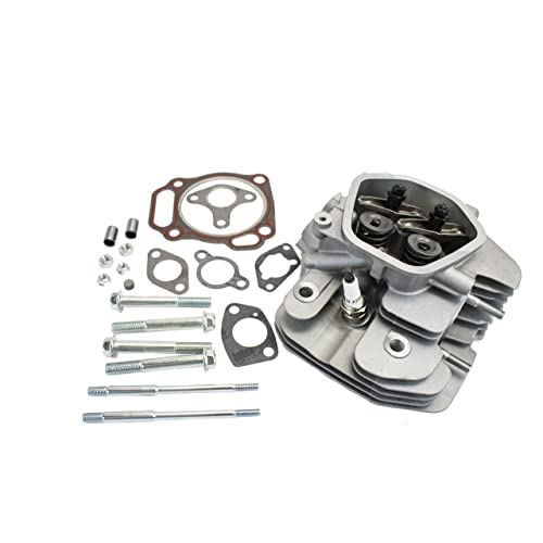 Everest Parts Supplies New Assembled Cylinder Head Kit Fits Honda GX340 GX390 Rockers Valves Springs Gaskets
