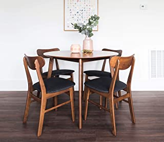 9 piece round dining table set