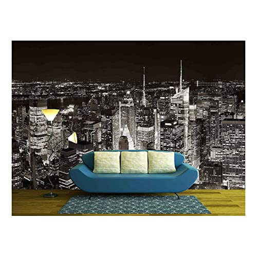 New York City Wall Mural Amazon Com