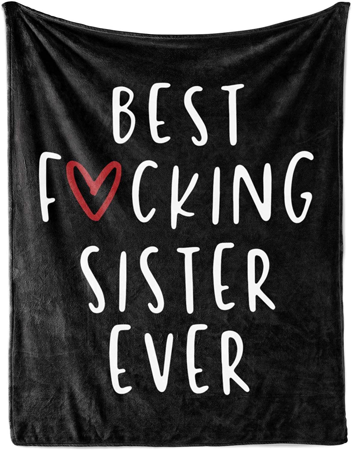 Flannel Blanket – Minneapolis Mall Regular dealer Gift for BFF Personalized Siblings F Sister