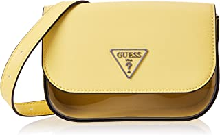 Guess Womens Money Belt, Yellow - VY767780
