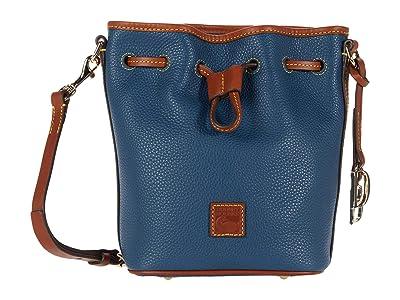 Dooney & Bourke Pebble Small Drawstring (Jeans) Handbags