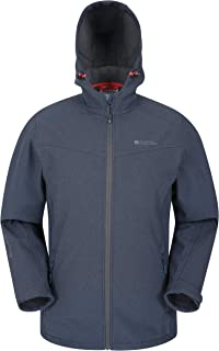 Mountain Warehouse Reykjavik Mens Softshell Jacket - for Winter