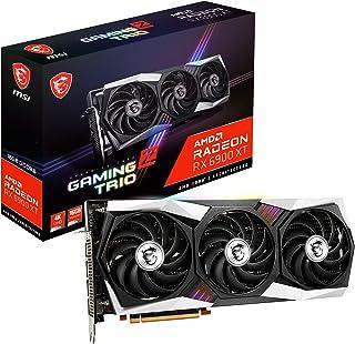 MSI Radeon RX 6900 XT GAMING Z TRIO 16G グラフィックスボード VD7690