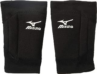Mizuno Youth T10 Plus Kneepad, One Size, Black (Renewed)