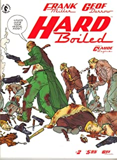 Hard Boiled #2 - Book Two of Three - Frank Miller