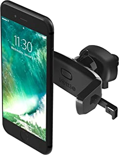 iOttie Easy One Touch Mini Air Vent Car Mount Holder Cradle for iPhone Xs Max R 8 Plus 7 Samsung Galaxy S10 E S9 S8 Plus E...