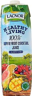 Lacnor Healthy Living Super Fruit Cocktail Juice - 1 Litre