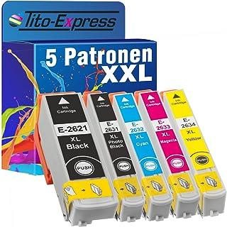 Suchergebnis Auf Für Epson Tito Express Tintenpatronen Drucker Zubehör Computer Zubehör