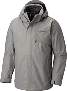 Columbia Men's Standard Bugaboo II Fleece Interchange Jacket, Boulder, Small