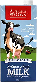 Australia's Own Full Cream UHT Milk, 1L