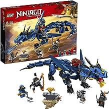 LEGO Ninjago Stormbringer Dragon Toy, Masters of Spinjitzu Action Figure
