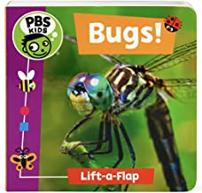 Bugs! (Pbs Kids Chunky Lift-a-flap Board Book)