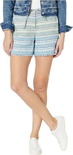 Micronesia Stripe Shorts