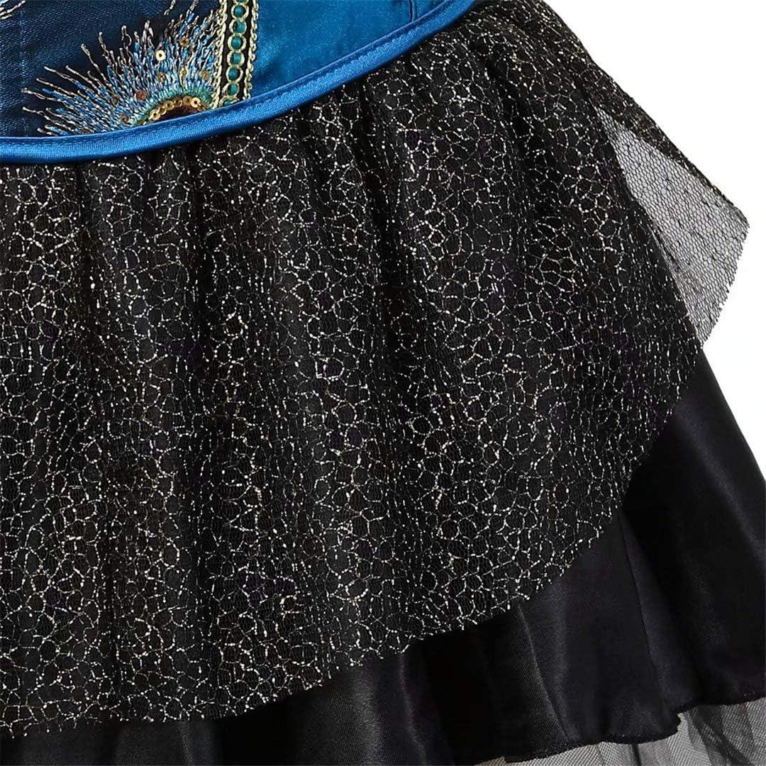 Josamogre Bustier Corset Disfraz Vestir Falda para Mujeres m/ás el tama/ño lencer/ía Bordado Bustiers Peacock nobleza Pluma Burlesco