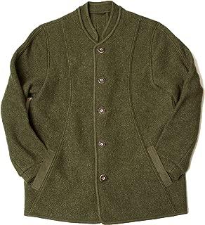 austrian boiled wool jacket