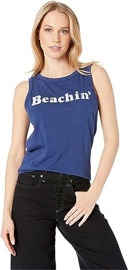 Beachin' Slub Tank Top