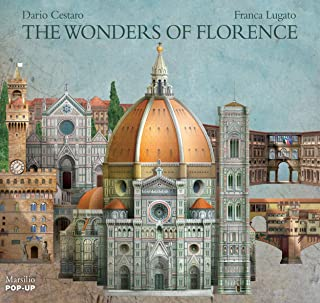 The Wonders of Florence Pop-Up /anglais