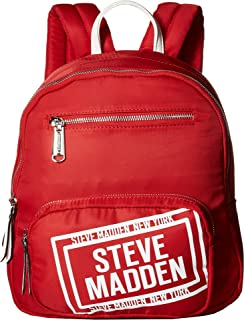steve madden red