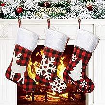 72 Stück Nikolausstiefel Weihnachtsgeschenk Geschenk Nikolaus Weihnachten 16cm/_