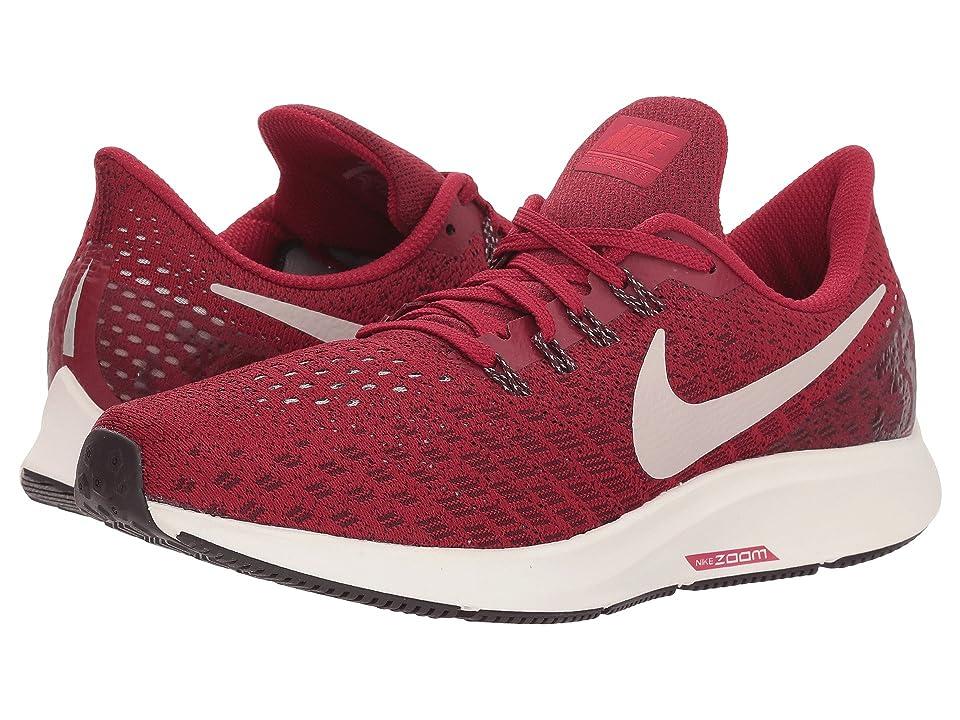 Nike Air Zoom Pegasus 35 (Red Crush/Moon Particle/Burgundy Crush) Women