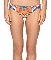Trina Turk - Tapestry Shirred Side Hipster