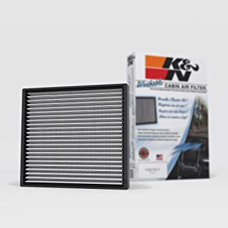 K&N Premium Cabin Air Filter: High Performance, Washable, Lasts for the Life of your Vehicle: Designed For Select 2006-201...