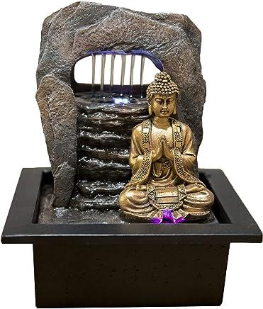 Amazon Fr Bouddha Fontaines D Interieur Decoration De