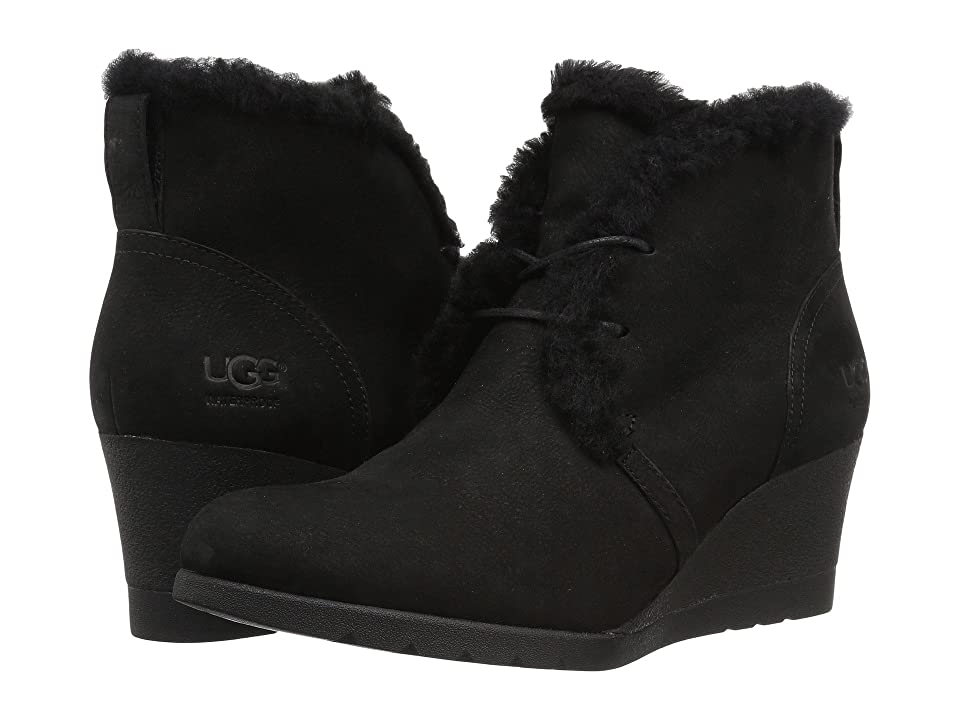 UGG Jeovana Waterproof (Black) Women