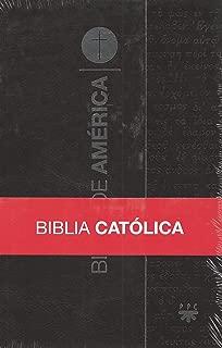 Biblia de América. PPC. Estudio con separadores (La biblia de américa) (Spanish Edition)