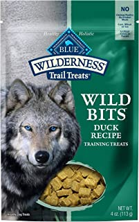 Best Blue Buffalo Wilderness Trail Treats Wild Bits High Protein Grain Free Soft-Moist Training Dog Treats Reviews