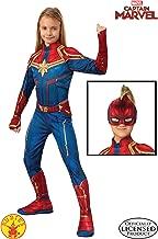 Rubie's Captain Marvel Hero Costume Suit, Small