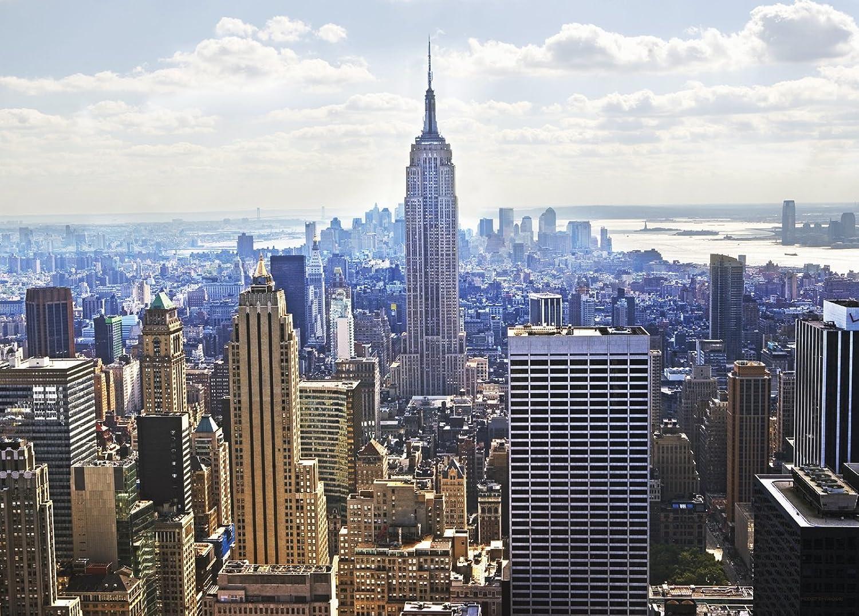 1000 compact piece New York City Manhattan 12-37 (japan import)