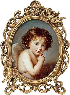 Flying Angel Emblem Picture Frame Gift Landscape Or Portrait Ideal Gift 004